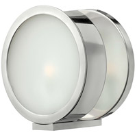 Fredrick Ramond FR41431PAL Broadway 1 Light 8 inch Polished Aluminum Sconce Wall Light in Poilished Aluminum