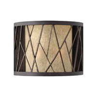 Fredrick Ramond Nest 2 Light Sconce in Oil Rubbed Bronze FR41610ORB