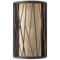 Fredrick Ramond Nest 1 Light Sconce in Oil Rubbed Bronze FR41612ORB