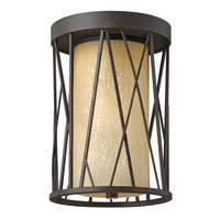 Fredrick Ramond Nest 1 Light Flush Mount in Oil Rubbed Bronze FR41621ORB