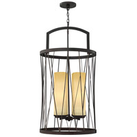 Fredrick Ramond Nest 4 Light Foyer Light in Oil Rubbed Bronze FR41624ORB photo thumbnail