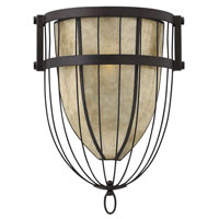 Fredrick Ramond Ava 1 Light Sconce in Vintage Bronze FR42872VBZ