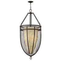Fredrick Ramond Ava 4 Light Foyer Light in Vintage Bronze FR42876VBZ