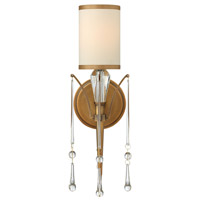Fredrick Ramond Bentley 1 Light Sconce in Brushed Bronze FR44500BBZ