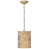 Fredrick Ramond Carabel 1 Light Mini-Pendant in Brushed Champagne FR44627BCH