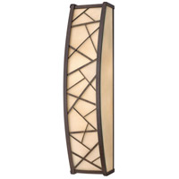 Nest 2 Light 6 inch Oil Rubbed Bronze Sconce Wall Light