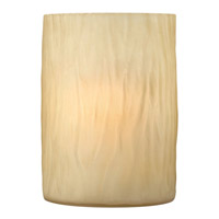 Luxe Birch 4 inch Glass in Birch Glass