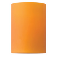 Fredrick Ramond FR88033GL Caramel Cylinder Caramel 4 inch Glass in Caramel Glass photo thumbnail