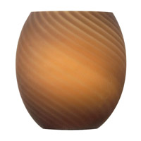 Signature Sandstone 6 inch Glass in Sandstone Glass