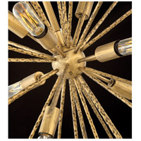 Fredrick Ramond FR43016BNG Tryst 16 Light 42 inch Burnished Gold Chandelier Ceiling Light alternative photo thumbnail