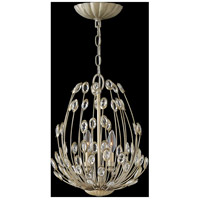 Fredrick Ramond FR31027SLF Tulah 2 Light 12 inch Silver Leaf Pendant Ceiling Light alternative photo thumbnail