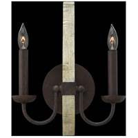 Fredrick Ramond FR40572IRR Middlefield 2 Light 10 inch Iron Rust ADA Sconce Wall Light alternative photo thumbnail