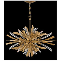 Fredrick Ramond FR40906BNG Vida 13 Light 36 inch Burnished Gold Chandelier Ceiling Light, Single Tier  alternative photo thumbnail