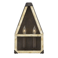 Fredrick Ramond Emilie 2 Light Sconce in Iron Rust FR41202IRR