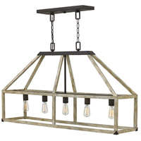 Fredrick Ramond Emilie 5 Light Chandelier in Iron Rust FR41205IRR
