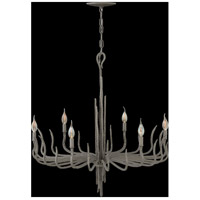 Fredrick Ramond FR43416MMB Spyre 6 Light 28 inch Metallic Matte Bronze Chandelier Ceiling Light, Single Tier alternative photo thumbnail