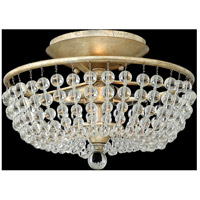 Fredrick Ramond FR43751SLF Caspia 2 Light 16 inch Silver Leaf Semi-Flush Mount Ceiling Light alternative photo thumbnail