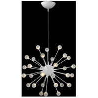 Fredrick Ramond FR44413CLD Impulse LED 24 inch Cloud Chandelier Ceiling Light, Single Tier alternative photo thumbnail
