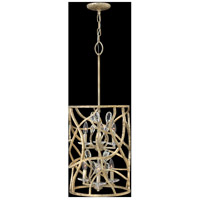 Fredrick Ramond FR46805CPG Eve 6 Light 15 inch Champagne Gold Foyer Ceiling Light, Two Tier alternative photo thumbnail