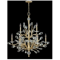 Fredrick Ramond FR46809CPG Eve 9 Light 34 inch Champagne Gold Chandelier Ceiling Light alternative photo thumbnail