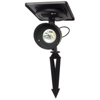 Gama Sonic 103001 Christopher Black 16.00 watt LED Spot Light