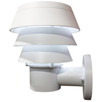 Gama Sonic GS-126W Triple Tier 11 inch White Solar Light