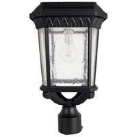 Gama Sonic 180012 Colonial LED 17 inch Black Post Light