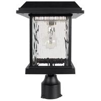 Gama Sonic 800012 Aspen LED 15 inch Black Post Light