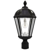 Gama Sonic 98B012 Royal LED 18 inch Black Post Light