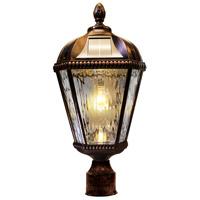 Gama Sonic 98B112 Royal LED 18 inch Brushed Bronze Post Light