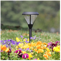 Gama Sonic GS-139-2PK Premier Black Garden Light