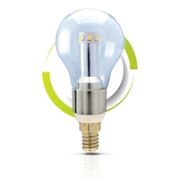 Gama Sonic A50WW10W Christopher LED LED Light Bulbs Easy Installation