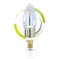 Gama Sonic C37WW10W Christopher LED LED Light Bulbs, Easy Installation