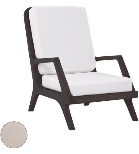 Guildmaster 2317013s Co Teak Cream Garden Lounge Chair Cushion Set Of 2 Photo