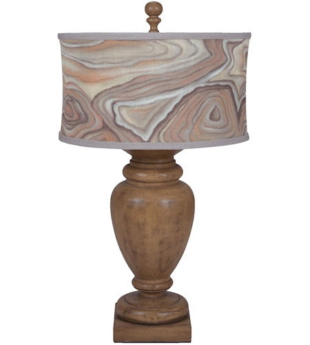 Urn Table Lamps