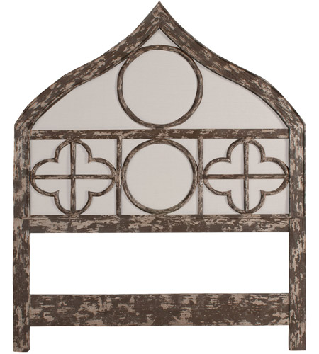 Guildmaster 950503Q Gothic Potting Shed Gris Headboard, Queen photo