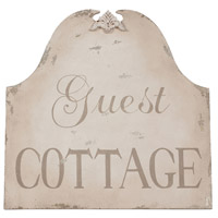 Guest Cottage Original Art Wall Decor