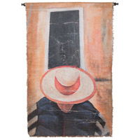 Red Hat 57 X 32 inch Tapestry