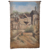 House Line 57 X 34 inch Tapestry