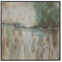 Abstract Landscape Hand-Painted Art Wall Art