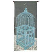 Birdcage 57 X 26 inch Tapestry