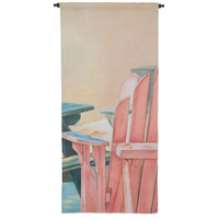 Coral Adirondack 57 X 26 inch Tapestry