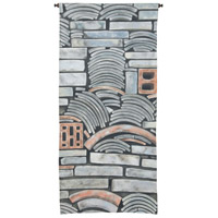 Tile Wall 57 X 26 inch Tapestry