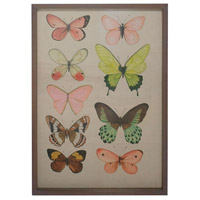 Butterfly Envy Cypress Wall Art
