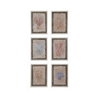 Coral Original Art Wall Decor