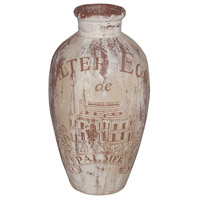 Wine Country II 20 X 12 inch Urn