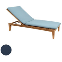 Guildmaster 2318012S-NO Morgan 31 X 28 inch Navy Outdoor Chaise Lounge Cushion
