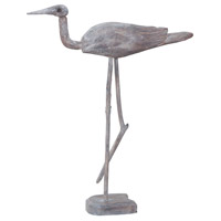 Guildmaster 2516528 Bird on Stand Handpainted Ornament
