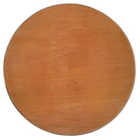 Guildmaster 2616509 Signature Mahogany Dining Table Top Round