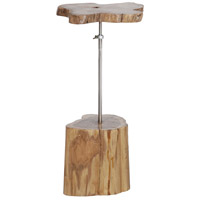 Guildmaster 2818503 Pool Side 22 X 14 inch Natural/Silver Accent Table